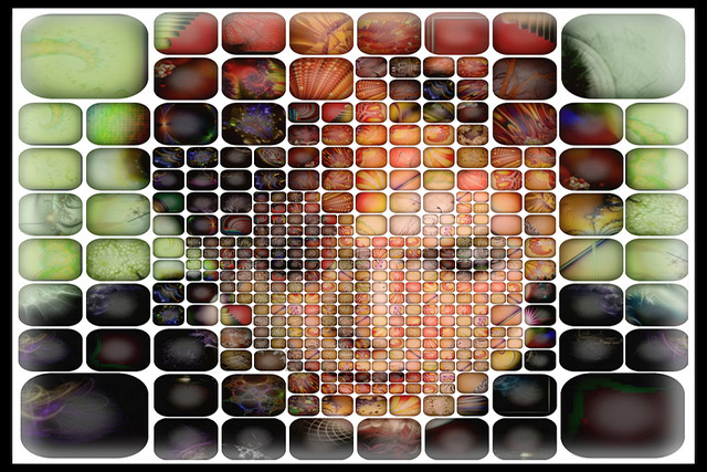 David Bowie by qthomasbower is licensed under CC BY-NC-ND 2.0