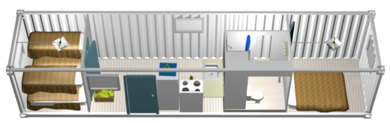 Leistbares Wohnen: DIY Container Houses – Teil 2 |